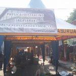 Tatanan Normal Baru, Puluhan Pedagang Pasar Kebonagung Pasuruan Dipindah