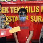 Berdalih Orderan Sepi, Tukang Ojol di Surabaya Nyambi Pengecer Sabu-Sabu