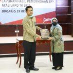 7 Kali Berturut-turut, Pemkab Jombang Kembali Raih Predikat WTP dari BPK