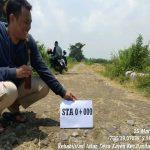 Alihkan Dana untuk Covid-19, Dinas Perkim Jombang Tunda Pembangunan Jalan di Desa Kayen