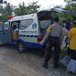 Diduga Serangan Jantung, Penggembala Bebek di Blitar Meninggal di Gubug