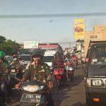 Memasuki Masa Transisi, Kota Surabaya Kembali Macet