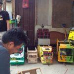 Pengrajin Miniatur Truk di Trenggalek Banjir Pesanan