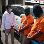 Polres Ngawi Bekuk Dua Pembobol ATM