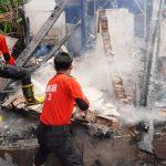 Lupa Matikan Kompor Gas, Satu Rumah di Situbondo Rata Ludes Terbakar