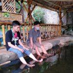 Fish Spa, Terapi Kulit Mati Pereda Stres