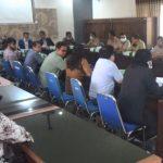 Tolak Hasil Appraisal, Puluhan Warga Terdampak Proyek Semantok Wadul DPRD Nganjuk