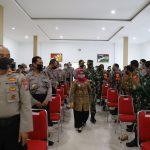 Rakor, Bupati Mundjidah: Implementasi Kampung Tangguh Dilaksanakan Serentak di Kabupaten Jombang