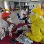 192 Pekerja Migran Tiba di Jatim Jalani Rapid Test, 1 Orang Reaktif