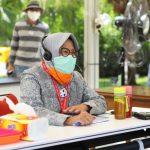 Sebelum Dipulangkan, Pasien Sembuh Covid-19 di Surabaya Dites Swab Dua Kali