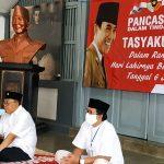 Peringati Hari Lahir Bung Karno, Walikota Blitar Gelar Brokohan di Istana Gebang