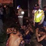 Sopir Warga Nganjuk Dikeroyok Anak Punk di Ngawi