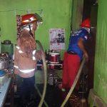 Masak Sayur Ditinggal Tidur, Rumah Warga Garum Blitar Terbakar