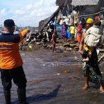 Banjir Rob di Situbondo Terjang 20 Rumah Warga Kampung Pesisir