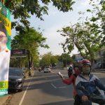 Banner Bertebaran di Kota Pasuruan Akan Ditertibkan
