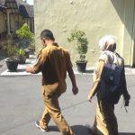 Polisi Periksa Bendahara di Dinsos Nganjuk Soal Beras Bansos Covid-19