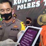 Sebarkan Berita Hoaks, Pria Trenggalek Dipolisikan