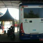 PSBB Berakhir, Bus Masuk ke Terminal Pasuruan Sepi