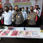 Ini Identitas Pelaku Curas yang Ditembak Mati Jatanras Polda Jatim