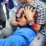 Pascaricuh Demo PMII Pamekasan, Tiga Orang Dilarikan ke Rumah Sakit