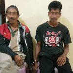 Nekat Berjudi Togel, Dua Lelaki Tua di Ngawi Diringkus Polisi