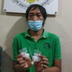 Edarkan Sabu, Warga Pondok Maritim Surabaya, Diringkus Polisi