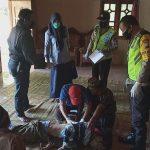Diduga Depresi Seorang Pria di Ngawi Nekat Gantung Diri
