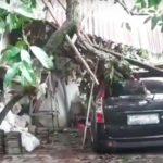 Video: Puting Beliung di Blitar Hancurkan Sejumlah Rumah