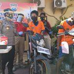 Curi Motor, Dua Remaja Ingusan di Surabaya Dibekuk Polisi