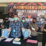 Kasus Pecah Botol Miras di Pendopo Tulungagung, Oknum F-PDIP Lolos dari Status Tersangka