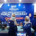 DPC Partai Demokrat Launching KTAnisasi