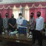 Kunjungi Parlemen Jember, La Nyalla Gali Informasi Perseteruan DPRD dengan Bupati