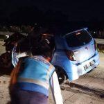 Kecelakaan di Tol Gempol – Pasuruan, Seorang Penumpang Asal Bondowoso Tewas