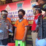 Tim Antibandit Polsek Wonocolo Bekuk Pencuri dan Penadah Ponsel