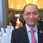 Wakil PN Sidoarjo, Minanoer Rachman, Jabat Ketua PN Tangerang