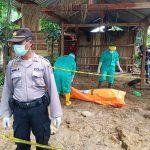 Mayat Mrs X Terluka Ditemukan di Kandang Sapi Ngawi