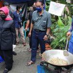 Bupati Jombang Pastikan Logistik untuk Karantina Wilayah di Desa Plosokerep Aman