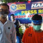 Keblinger, Warga Surabaya Ini Konsumsi Narkoba untuk Tambah Stamina