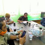 Puluhan Aktivis NGO, Datangi Kejari Pasuruan
