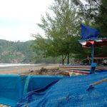 New Normal, Wisata Pantai Gemah Tulungagung Dibuka
