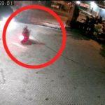Maling Motor di Puskesmas Mojokerto, Terekam CCTV