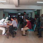Antisipasi Penyebaran Covid19, PN Surabaya Gelar Rapid Test 310 Pegawai