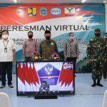 Covid-19, Rumah Sakit Darurat dr Soegiri Lamongan Diresmikan Secara Virtual