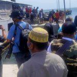 Ratusan Santri asal Pulau Kangean Mulai Kembali ke Ponpes di Situbondo