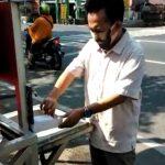 Puluhan Tandon Air Cuci Tangan Rusak, Dewan Jombang Minta GTPP Covid-19 Diaudit