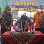 Plt Bupati Sidoarjo Apresiasi Desa Ketapang, Launching BUMDes 'Wisata Pemancingan' di Tengah Pandemi Covid-19