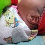 Heboh, Telinga Bayi di Situbondo Menyerupai Lafaz Allah