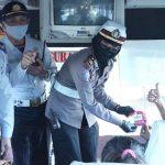 Pertama di Jatim, Satlantas Polres Nganjuk Luncurkan Transportasi Tangguh Semeru