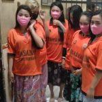 Beredar Foto Pemodel Cantik Pamekasan Kepergok Pesta Narkoba di Wiraraja