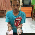 Edarkan Pil Trihexyphenidyl, Tukang Tambal Ban di Pasuruan Ditangkap Polisi